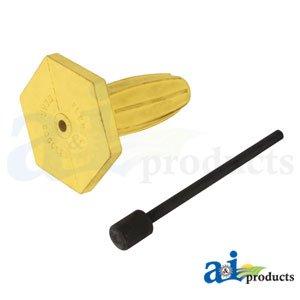 AI Products Apache Flexco SR-50 Single Rivet Fastener Hand Installation Tool