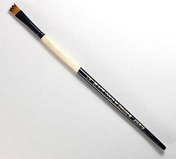 Black Gold by Dynasty - 206WVA - Wave Angle Brush - Size 1/4 ()