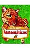 Harcourt School Publishers Matematicas, Harcourt School Publishers Staff, 0153411074