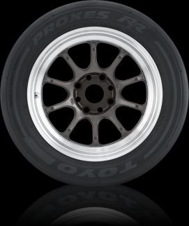 Toyo PROXES RR Automotive-Racing Radial Tire - 255/40-17