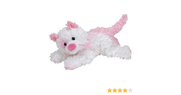 Amazon.com  Ty Beanie Babies Cat Pinkerton the Pink and White Kitten 7