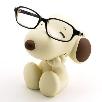Snoopy Eyeglasses Stand