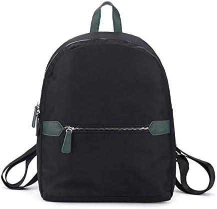 Rucksack Weibliche Oxford Stoff Nähte Pu Reisetasche Rucksack Studententasche