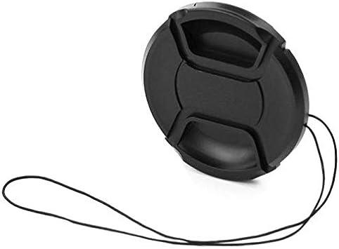 Compatibile con Samsung NX Lens 16-50mm 3.5-5.6 16mm 2.4 20mm 2.8 30mm 2.0 CELLONIC Tappo Obiettivo Cover Frontale /Ø 43mm Snap-On: Pinch Centrale Coperchio Copertura cap