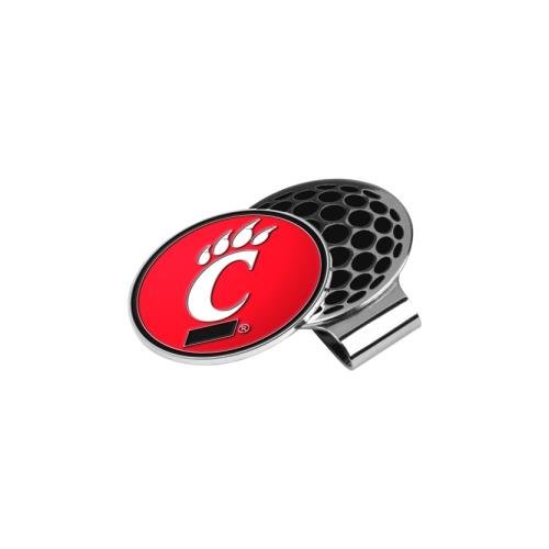 - LinksWalker NCAA Cincinnati Bearcats Golf Hat Clip with Ball Marker