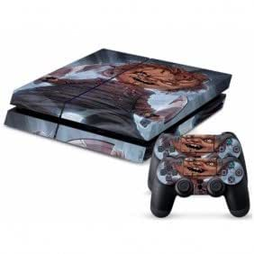 amazoncom chucky skin protector for sony ps4 and