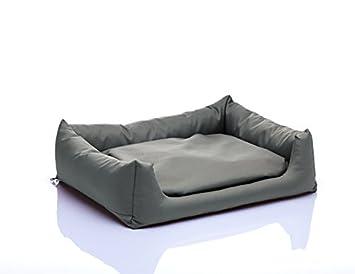 POLa cama para perros con cojín Reversible Perro sofá Dormir Espacio con desenfundable tamaño: S