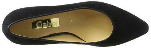 Basic Femme 16 Shoes Gabor Bleu Pazifik Escarpins tqwvWR5fW6