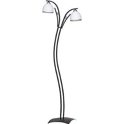 Lámpara de pie de diseño lampara de diseño Oslo 11: Amazon.es: Hogar
