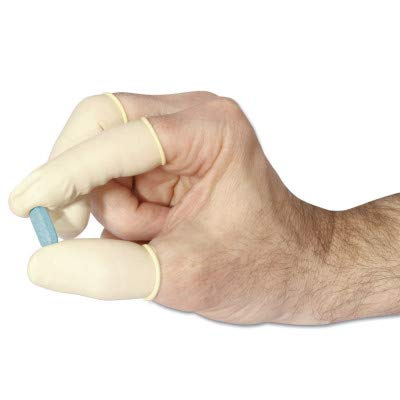 Nitrile Finger Cots Powder Free Gross/150 by Honeywell