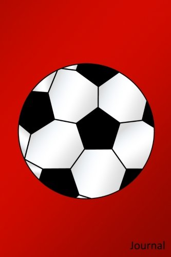 Download Journal: Red soccer ball notebook pdf epub