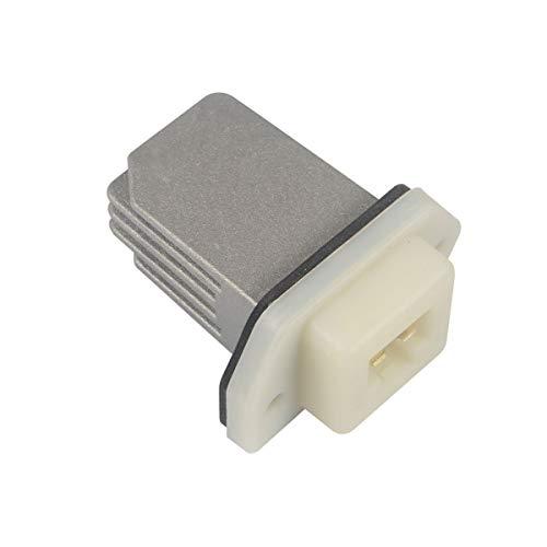 - A-Premium HVAC A/C Blower Motor Resistor for Nissan Rogue Sentra 2007-2012 NV1500 NV2500 NV3500 2012-2013