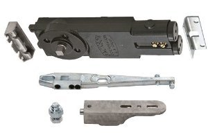 Jackson ANSI Grade 1 Extra Light Duty Spring 90 Deg. Non Hold-Open Overhead Concealed Closer w/