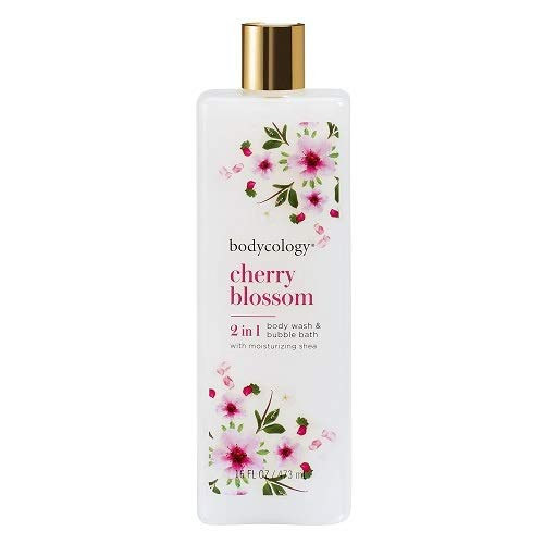 Bodycology Cherry Blossom Moisturizing Body Wash