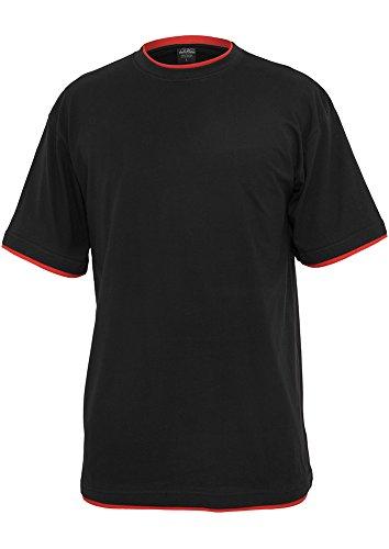 Urban Black Homme Red Classics T shirt Coque vq4Svw