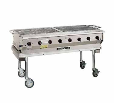 Magikitch'n Magicater trans. Gas Grill 60