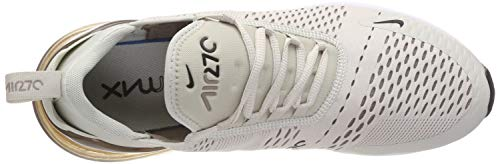 Nike Air Scarpe 007 Bone Ginnastica da Max White Light 270 Sepia Stone Nero Uomo Black BBdxwqr