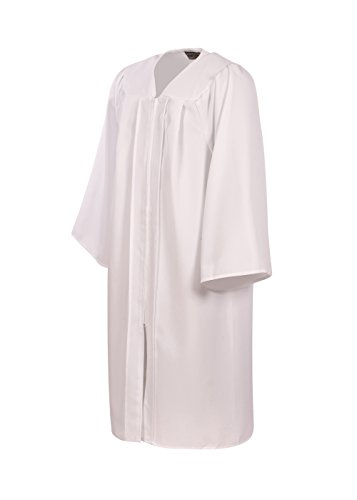 Adult Christening Gown/Robe (5'6 - (White Baptism Dress For Adults)