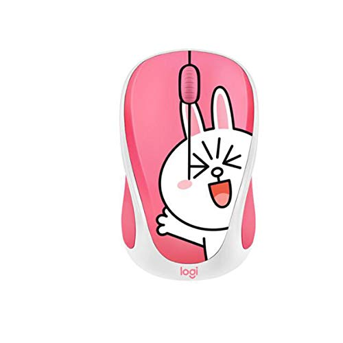 CQIANG Wireless Mouse-Kani Rabbit CONY Gift Send Girlfriend to Send Girlfriends Birthday Gift Girl Suitable for laptops, PCs, Macs (Gaming mice) (Color : Kani Rabbit)