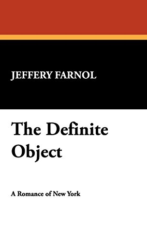 book cover of The Definite Object