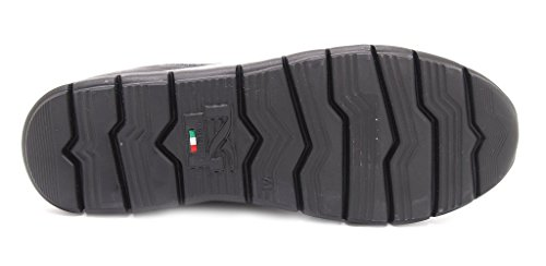 Nero Giardini stringate dessus cuir cuir doublure logo en vue semelle caoutchouc