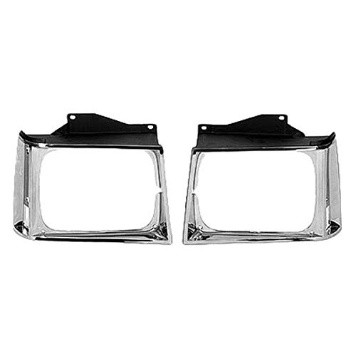 (Replacement Passenger Side ONLY Head Lamp Light Door Fits GMC S15 Jimmy)