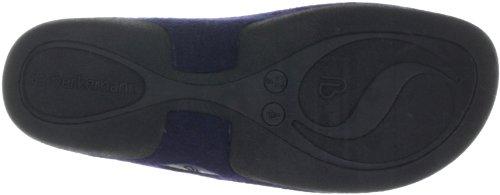Berkemann Lauren Item extra Slippers Womens Blau (Dunkelblau 350) EuxjnyZG