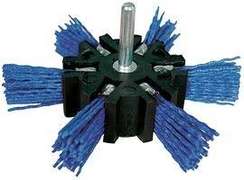 Silverline 221196 Filament Flap Brush 100 mm Fine