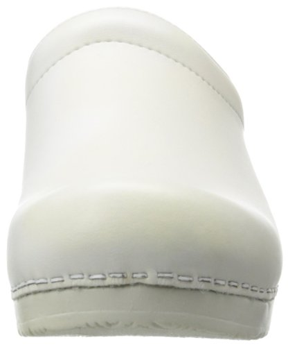 Sanita Womens Sonja Pu Open Clog White