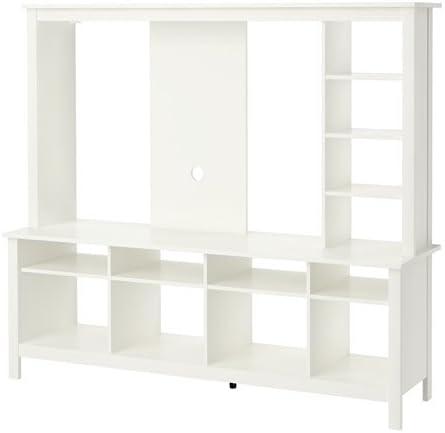 Ikea 10214.22017.182 - Mueble para TV, Color Blanco: Amazon.es ...