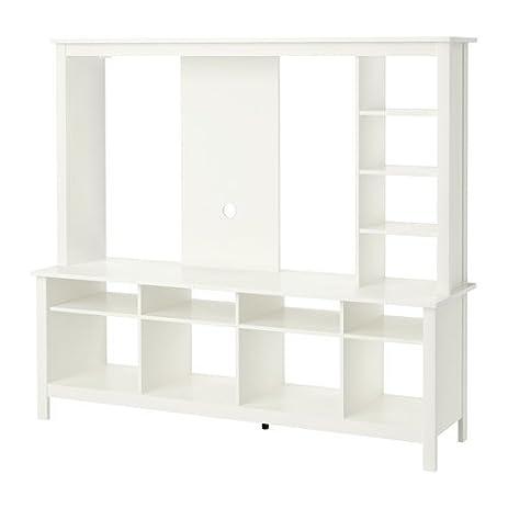 Ikea TV Storage Unit, White 10214.22017.182