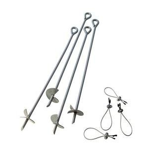 (Shelter Accessories Series ShelterAuger Earth Anchors 30 in. / 76,2 cm)