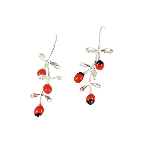 Peruvian Gift Good Luck Meaningful Earrings for Women 1.5