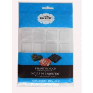 ChocoMaker Chocolate Transfer Mold - Squares