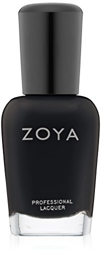 - ZOYA Nail Polish, Raven, 0.5 Fluid Ounce