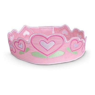 Bitty Baby Birthday Crown for Girls