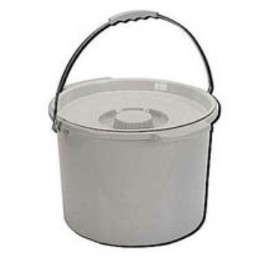 12 Quart Commode - Commode Pail with Lid 12 Quart by Commodes