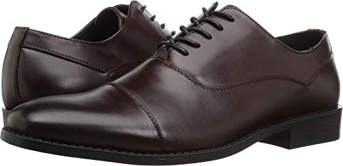 (Unlisted by Kenneth Cole Men's Half Time Oxford Bordeaux 10.5 M US)