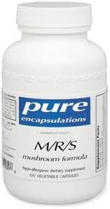 Pure Encapsulations – M R S Mushroom Formula – Hypoallergenic Supplement Promotes Immune Health and Provides Broad-Spectrum Physiological Support* – 60 Capsules