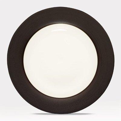 Noritake Colorwave Chocolate Rim Salad Plate by Noritake