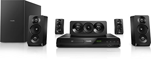 Philips HTD5520/94 Home theatre (Black)