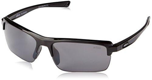 Revo Crux Polarized Rectangular Sunglasses product image