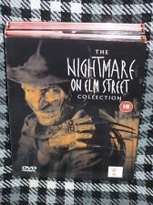 The Nightmare On Elm Street Collection (Five Disc Box Set) [DVD]