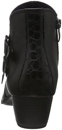 Bottes 001 Classiques Femme black Noir 25319 Tamaris 45qwSS