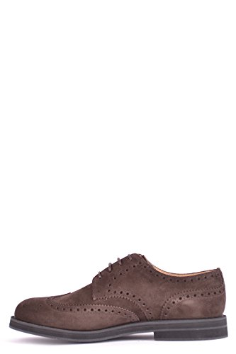Churchs Mens Mcbi069107o Scarpe Stringate Scamosciate Marroni