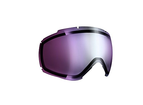 Cébé STRIKER L Ecran de remplacement pour masque de ski R/l Striker L Orange Flash Mirror