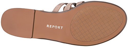 Taupe Flat Report Sandal Zella Women's 6xTxnCqH1