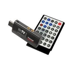 Hauppauge WinTV-Duet - Tarjeta TV, DVB-T, USB, 1.3 GHz, CD-ROM