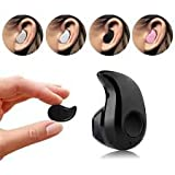 Lambent S40 Mini Bluetooth V4.1 Stealth Earbud for Android/iOS Devices (Black)
