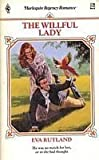 img - for The Willful Lady (Regency Romance) book / textbook / text book
